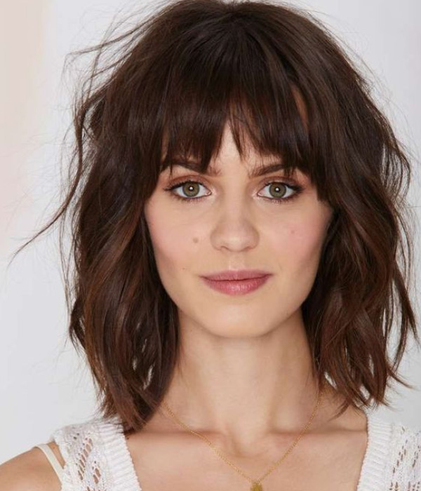Types of Bangs | Hairstyles | LJ Hair Design