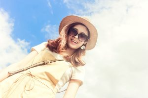 Summer Hair Woes: Protect Against Sun Damage