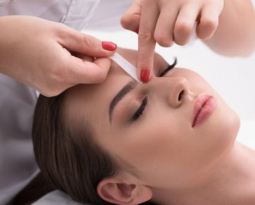 eyebrow wax, eyebrows, grooming eyebrows, LJ Hair Design, waxing services
