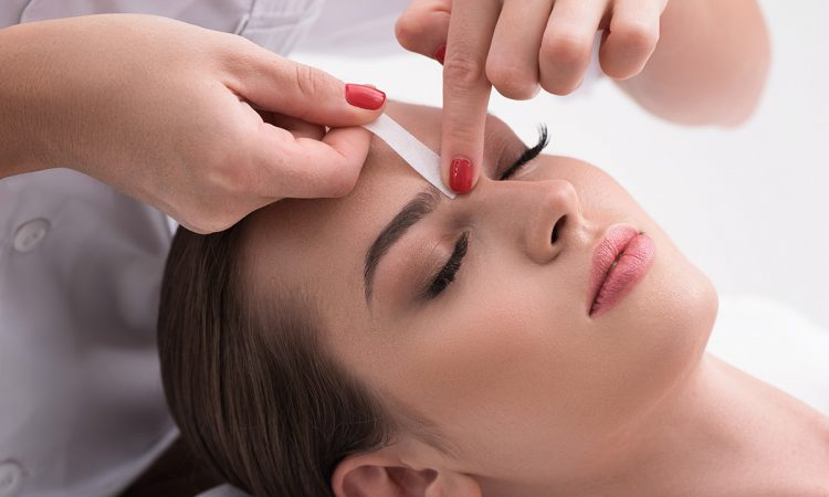 eyebrow wax, eyebrows, grooming eyebrows, LJ Hair Design, waxing services